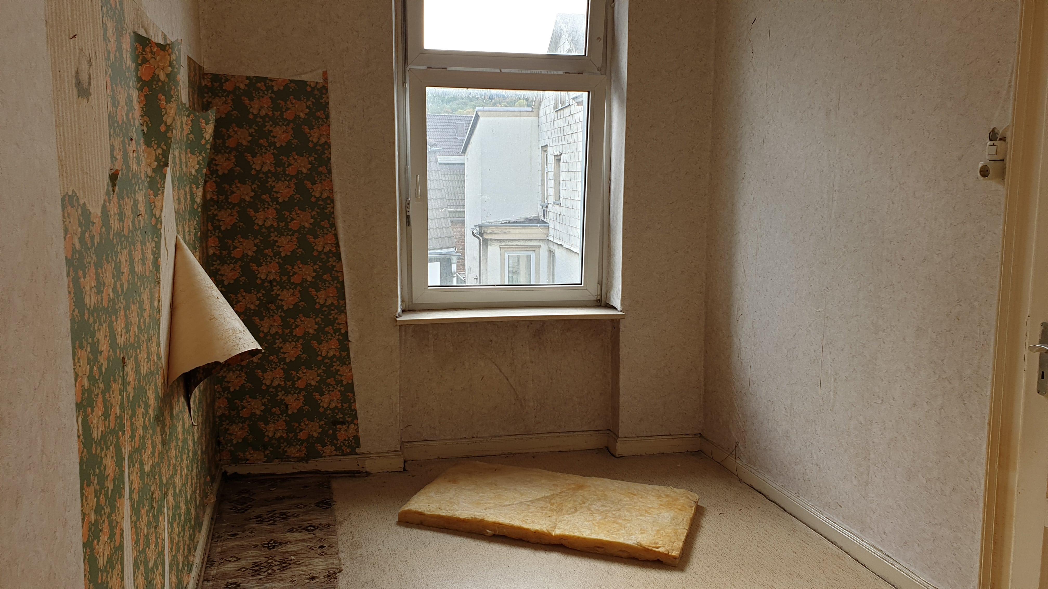 Schlafzimmer im Mehrfamilienhaus