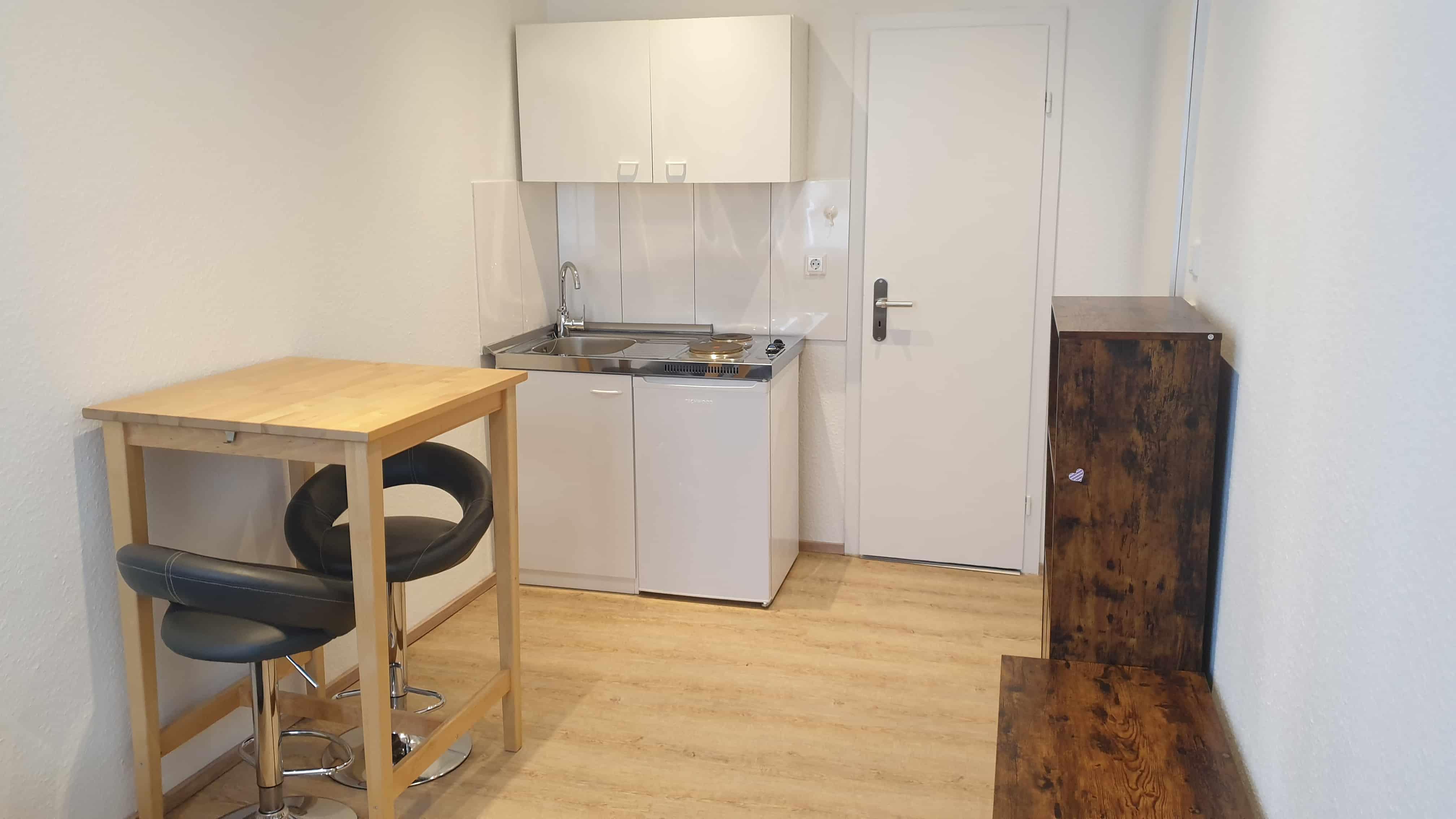 1,5 Zimmer Apartment