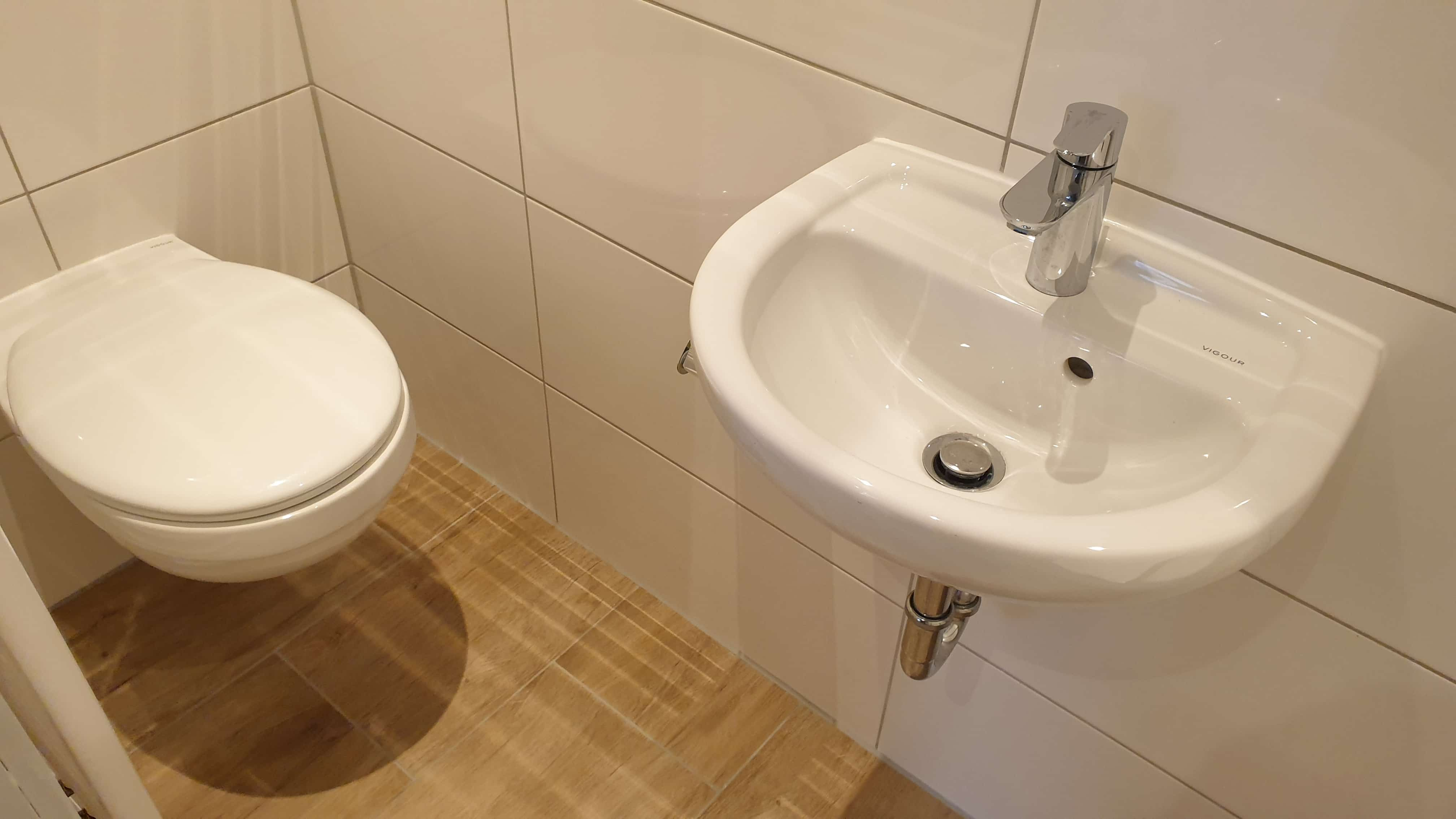 1,5 Zimmer Apartment WC